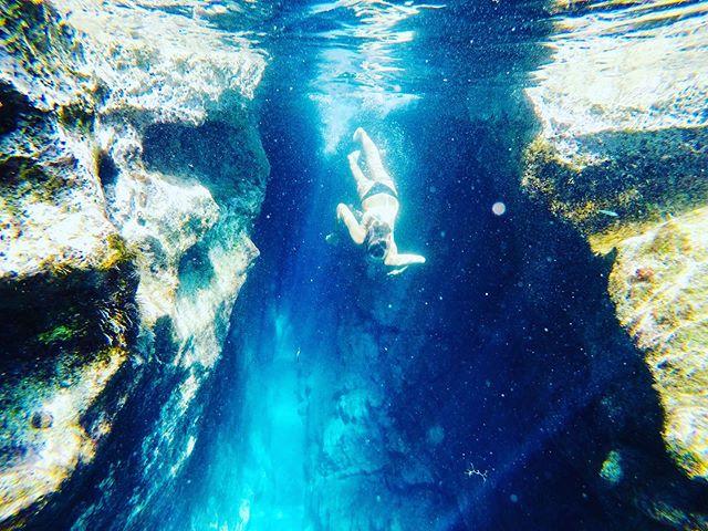 A dive below the surface on today's Adventure Tour  #supadventure #suprhodes #standuppaddle #supgreece #stegnabeach #rhodesisland